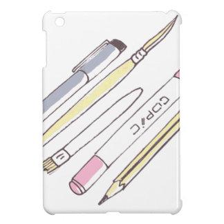 Coque iPad Mini Outils de dessin