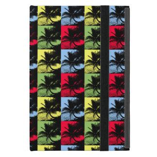 Coque iPad Mini Palmiers tropicaux dans le motif de Posterised
