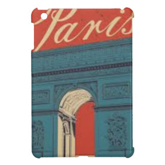 Coque iPad Mini Paris Arc de Triomphe