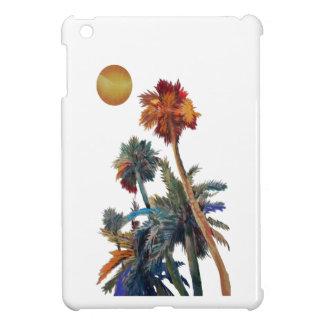 Coque iPad Mini Paumes de paradis