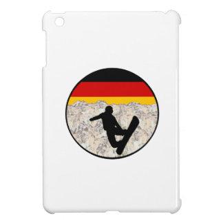 Coque iPad Mini Pensionnaires allemands