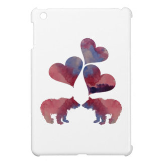 Coque iPad Mini Petits animaux d'ours