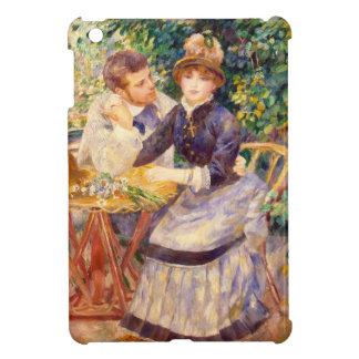 Coque iPad Mini Pierre un Renoir | dans le jardin