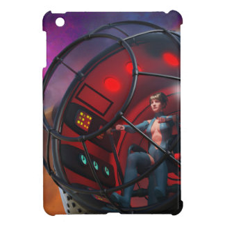Coque iPad Mini Pilote de Steamfish