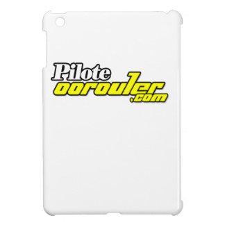 Coque Ipad Mini Pilote oorouler Blanc