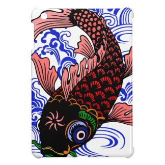 Coque iPad Mini Poisson japonais