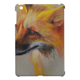 Coque iPad Mini Portrait de Fox