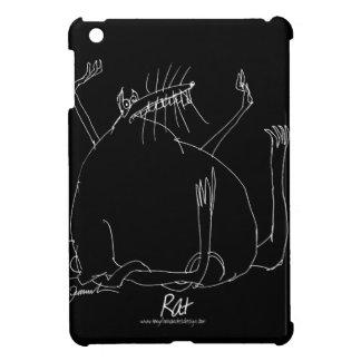 Coque iPad Mini rat magique