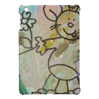 Coque iPad Mini Rats mignons de bande dessinée