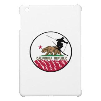 Coque iPad Mini République de ski