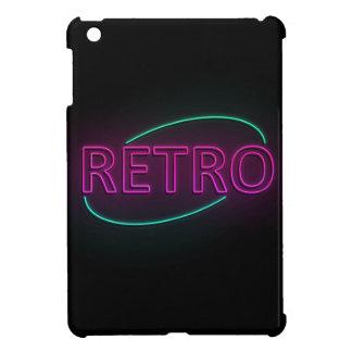 Coque iPad Mini Rétro néon