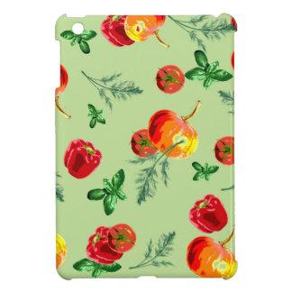 Coque iPad Mini Rétros légumes vintages