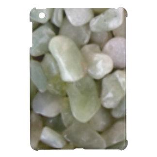 Coque iPad Mini roches blanches de suffisance