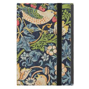 Coque iPad Mini Schéma floral William Morris Strawberry Thief