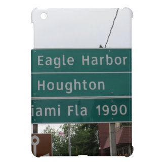 Coque iPad Mini Signe de Miami