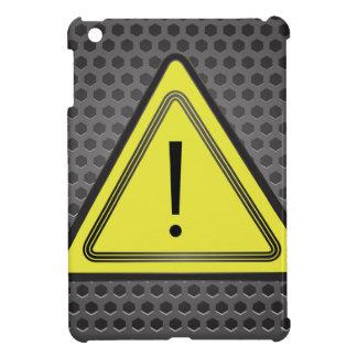Coque iPad Mini Signe jaune