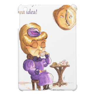 Coque iPad Mini Tea Time Wicked Witches