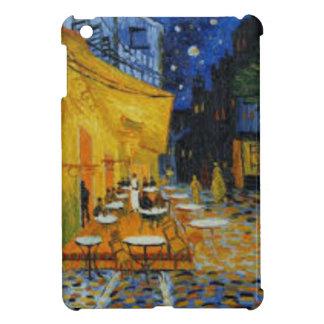 Coque iPad Mini Terrasse de Café le nuit de Vincent Van Gogh