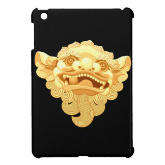 Coque iPad Mini tête de chien 9.1.2