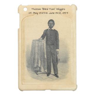 """Coque iPad Mini Thomas """"Tom aveugle"""" Wiggins, 1859"""