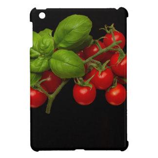 Coque iPad Mini Tomates cerise Basil