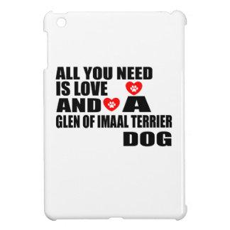 Coque iPad Mini Tous vous avez besoin de la GORGE d'amour des