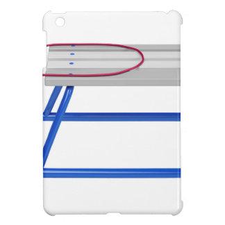 Coque iPad Mini Traîneau sur le blanc