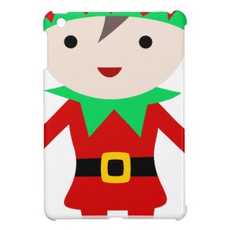 Coque iPad Mini Travailleur Elf