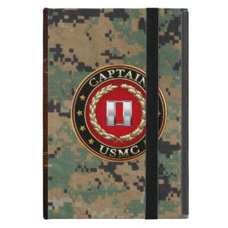 Coque iPad Mini U.S. Marines : Captain (capitaine d'usmc) [3D]