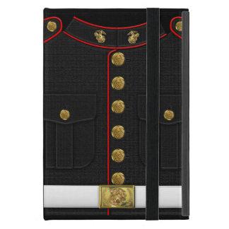 Coque iPad Mini U.S. Marines : Uniforme de robe d'usmc [3D]