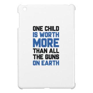 Coque iPad Mini Un enfant vaut plus
