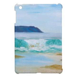 Coque iPad Mini Vague de rupture par KatGibsonArt - aimez la plage