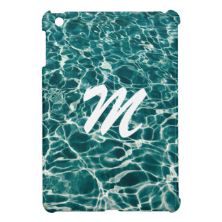 Coque iPad Mini Vagues fraîches de piscine