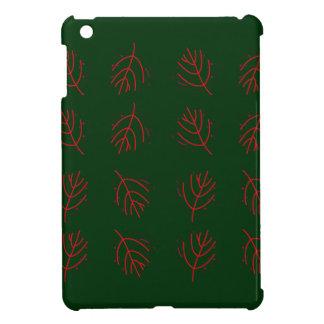 Coque iPad Mini Vert d'algues