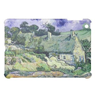 Coque iPad Mini Vincent van Gogh | a couvert des cottages de