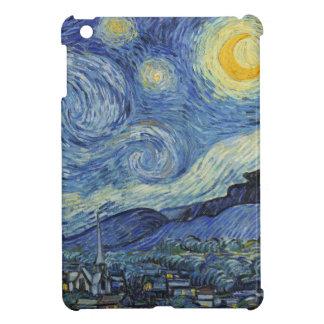 Coque iPad Mini Vincent van Gogh | la nuit étoilée, juin 1889