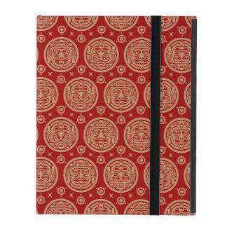 Coque iPad Motif aztèque