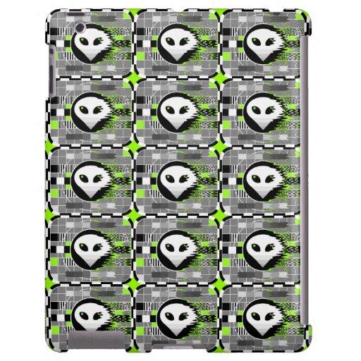 Coque ipad multi de l'alien TV