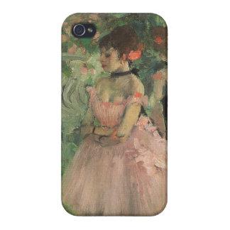 Coque iPhone 4/4S Danseurs d'Edgar Degas | à l'arrière plan,