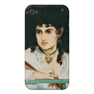 Coque iPhone 4/4S Manet   le balcon, détail, 1868-9