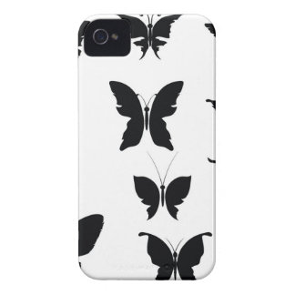 Coque iPhone 4 51Butterflies
