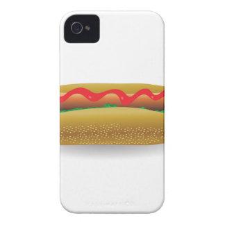 Coque iPhone 4 Aliments de préparation rapide