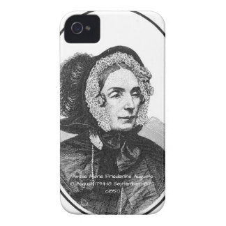 Coque iPhone 4 Amalie Marie Friederike Auguste c1850