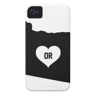 Coque iPhone 4 Amour de l'Orégon