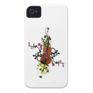 Coque iPhone 4 Amour de violon