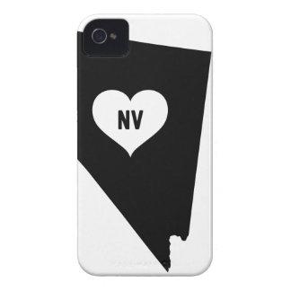 Coque iPhone 4 Amour du Nevada