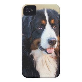 Coque iPhone 4 Animal mignon de chien beau