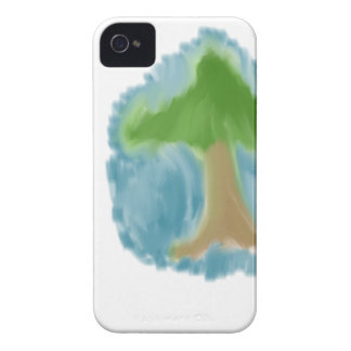 Coque iPhone 4 Arbre simple