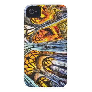 Coque iPhone 4 Art de Vienne de cathédrale de St Stephens