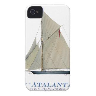 Coque iPhone 4 Atalanta 1881